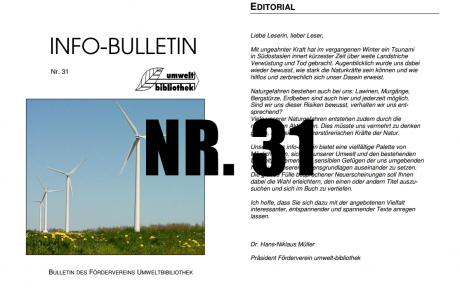 Info Bulletin 31