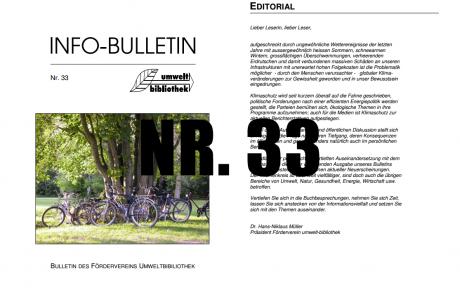 Info Bulletin 33