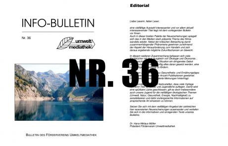 Info Bulletin 36