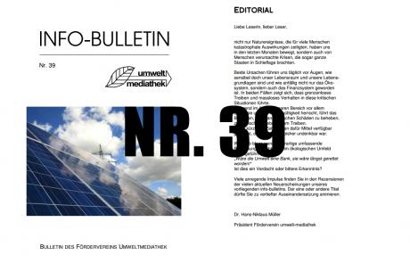 Info Bulletin 39