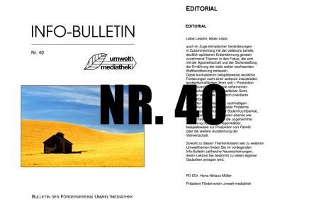 Info Bulletin 40